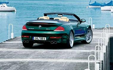 BMWアルピナ B6 S カブリオ