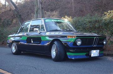 BMWアルピナ 2002ti
