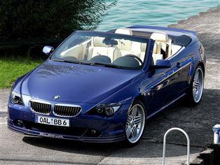 BMWアルピナ B6スーパーチャージ カブリオ