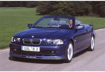 BMWアルピナ B3 3.3 カブリオ