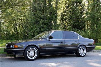BMWアルピナ B11