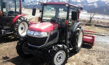 ヤンマー ecotraEF334V