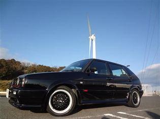 フォルクスワーゲン ゴルフII GTI 16V