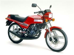 ホンダ MBX50