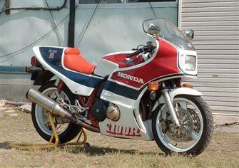 ホンダ CB1100RC