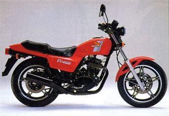 ホンダ FT400