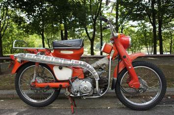 ホンダ CT200