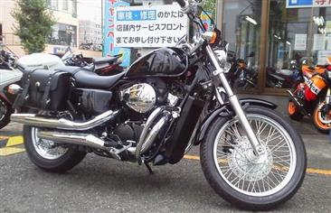 ホンダ VT400S