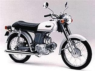 ホンダ ベンリィ 50S