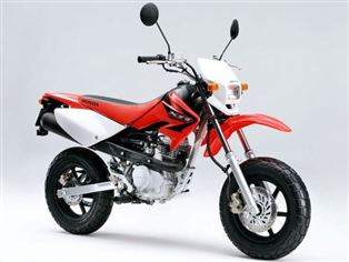 ホンダ XR50 モタード