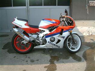 ホンダ CBR400RR-N
