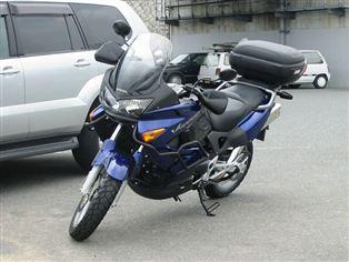 ホンダ XL1000バラデロ