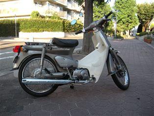 ホンダ スーパーカブ90