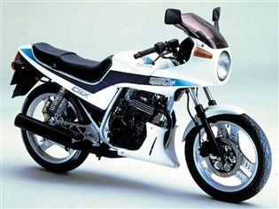 ホンダ CBX250S