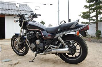 ホンダ CBX650 Custom