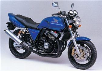 ホンダ CB400SF Ver.S