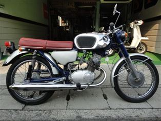 ホンダ CB125K1