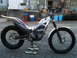 ホンダ RTL260F