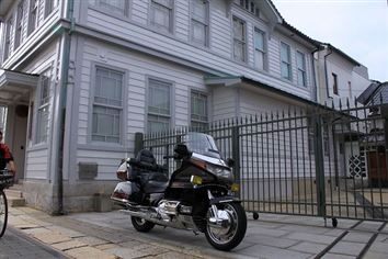 ホンダ GOLDWING 1500SE