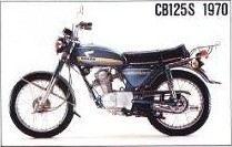 ホンダ CB125S