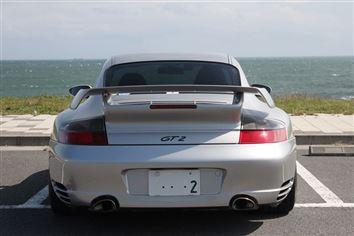 ポルシェ 996 GT2
