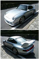 ポルシェ 993 RS