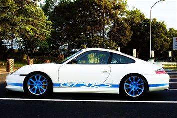 ポルシェ 996 GT3 RS