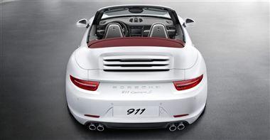 ポルシェ 911 Carrera S Cabriolet