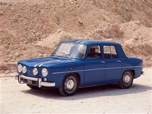 ルノー Renault 8