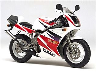 ヤマハ TZM50R