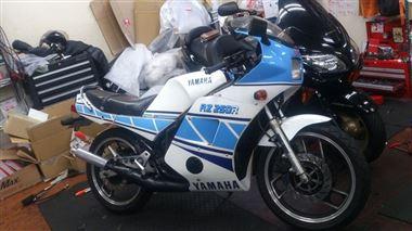 ヤマハ RZ250RR