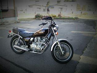 ヤマハ XJ650スペシャル