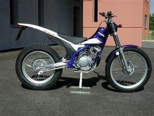 ヤマハ スコルパ TYS125F