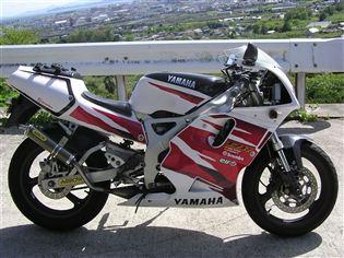 ヤマハ TZR125R