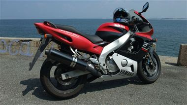 ヤマハ YZF600R サンダーキャット