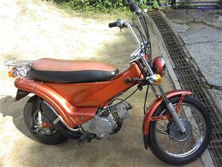 ヤマハ ジッピィ50
