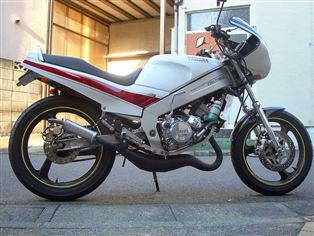 ヤマハ TZR125