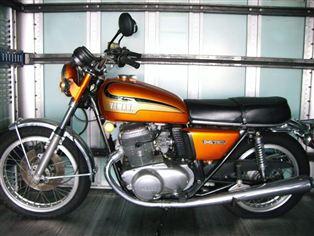 ヤマハ TX750