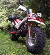 ヤマハ BW200