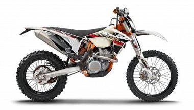 KTM 250 EXC-F SIXDAYS