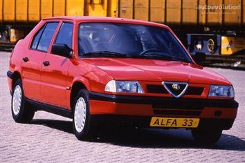 アルファロメオ 33