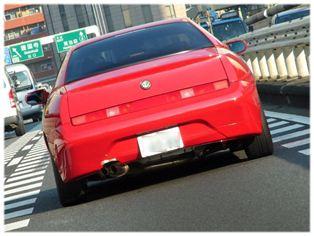アルファロメオ GTV V6 TB