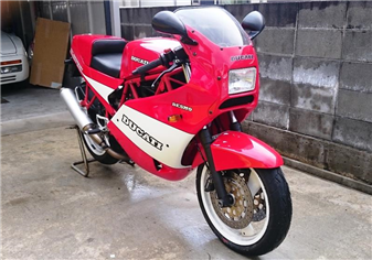 ドゥカティ 900SS