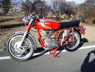 ドゥカティ 250