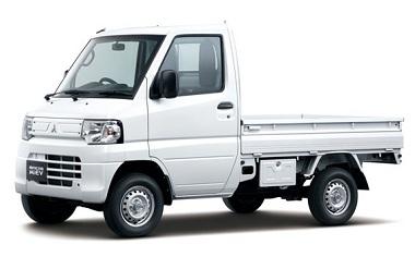 三菱 ミニキャブ・ミーブ トラック