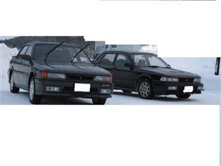 三菱 ギャラン AMG