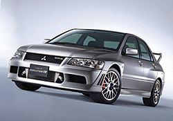 三菱 ランサーエボリューションVII GT-A