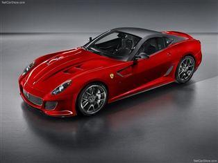 フェラーリ 599GTO