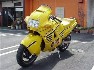 カジバ フレッチァ C10R