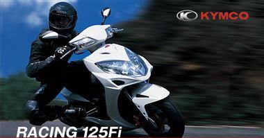 キムコ RACING 125Fi